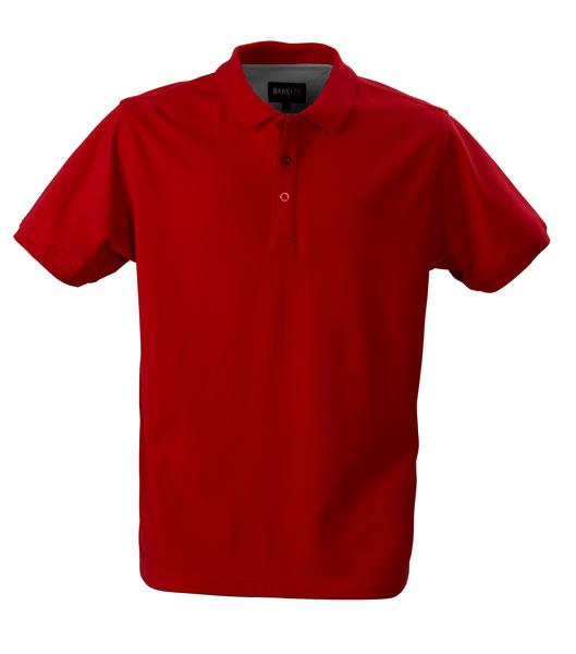 Koszulki Polo H 2145006 RIPLEY - ripley_red_400_H - Kolor: Red