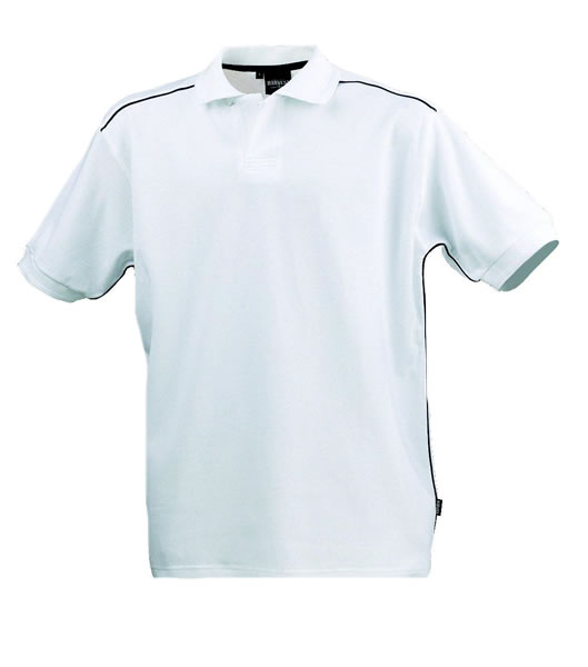 Koszulki Polo H 2135005 WEBSTER - webster_white_100_H - Kolor: White