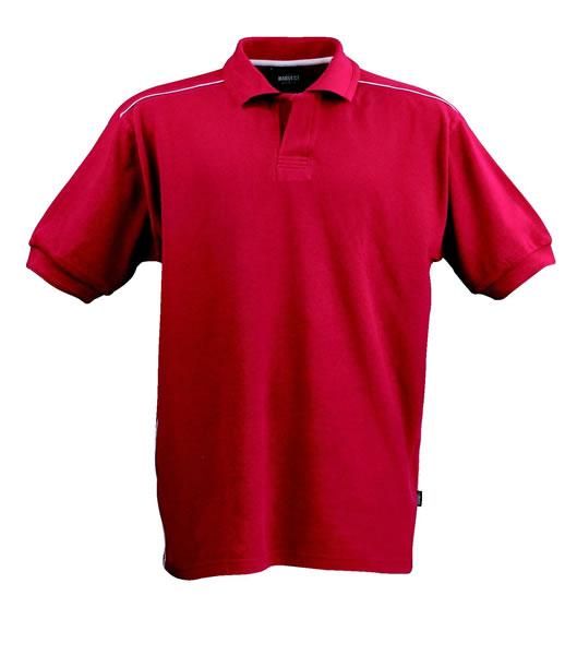 Koszulki Polo H 2135005 WEBSTER - webster_red_400_H - Kolor: Red