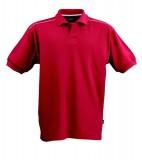Koszulki Polo H 2135005 WEBSTER - webster_red_400_H Red