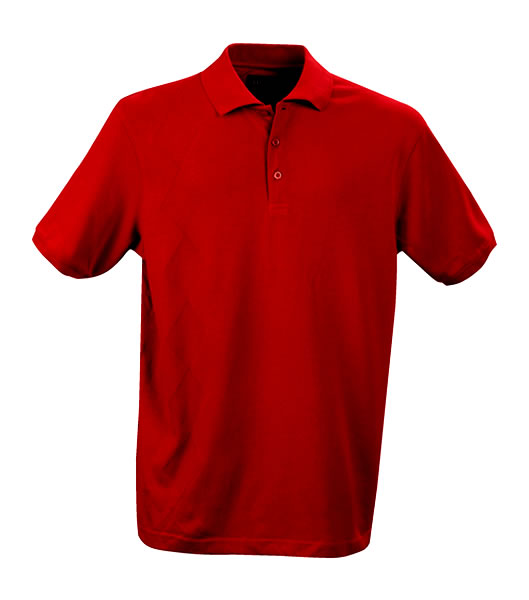 Koszulki Polo H 2135019 HARTLINE - hartline_red_400_H - Kolor: Red