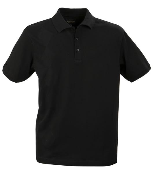 Koszulki Polo H 2135019 HARTLINE - hartline_black_900_H - Kolor: Black