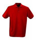 Koszulki Polo H 2135019 HARTLINE - hartline_red_400_H Red
