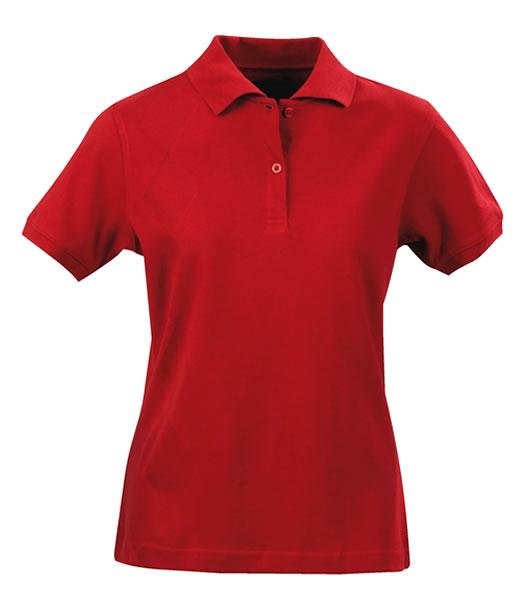 Koszulki Polo Ladies H 2125020 AURORA  - aurora_red_400_H - Kolor: Red