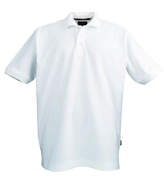 Koszulki Polo H 2135008 MORTON - morton_white_100_H - Kolor: White