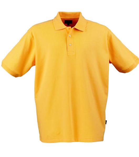 Koszulki Polo H 2135008 MORTON - morton_yellow_216_H - Kolor: Yellow