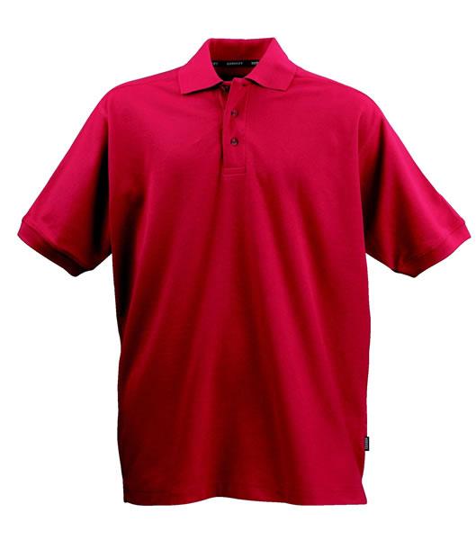 Koszulki Polo H 2135008 MORTON - morton_red_400_H - Kolor: Red