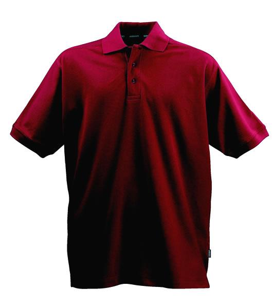 Koszulki Polo H 2135008 MORTON - morton_wine_454_H - Kolor: Wine