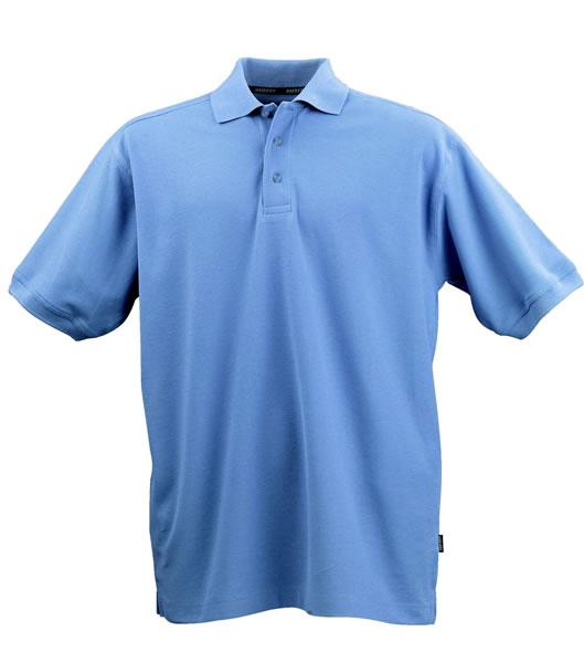 Koszulki Polo H 2135008 MORTON - morton_pigeon_blue_655_H - Kolor: Pigeon blue