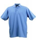 Koszulki Polo H 2135008 MORTON - morton_pigeon_blue_655_H Pigeon blue
