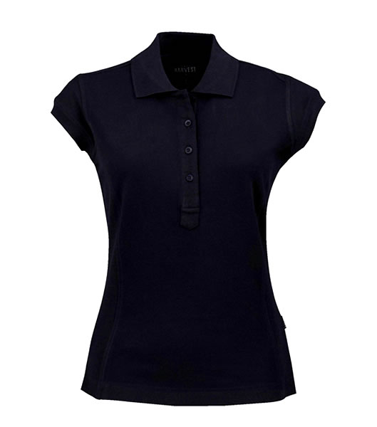 Koszulki Polo Ladies H 2125016 TIFFIN - tiffin_navy_600_H - Kolor: Navy
