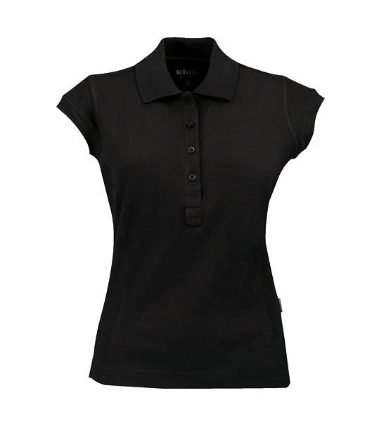 Koszulki Polo Ladies H 2125016 TIFFIN - tiffin_black_900_H - Kolor: Black