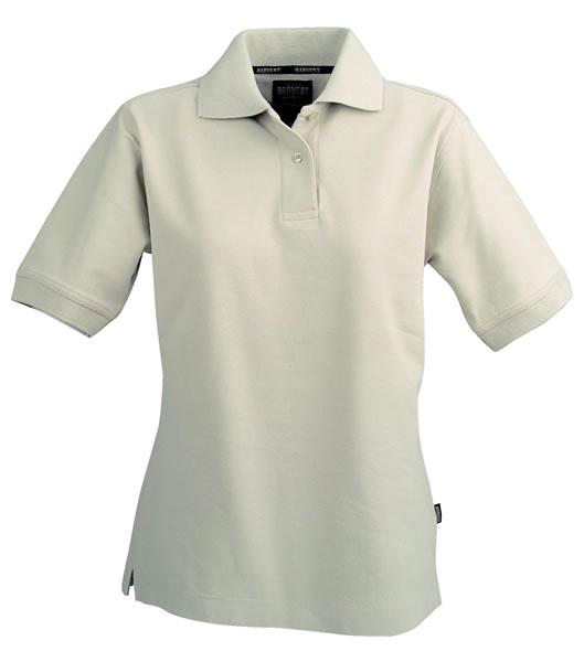Koszulki Polo Ladies H 2125011 SEMORA - semora_sand_173_H - Kolor: Sand