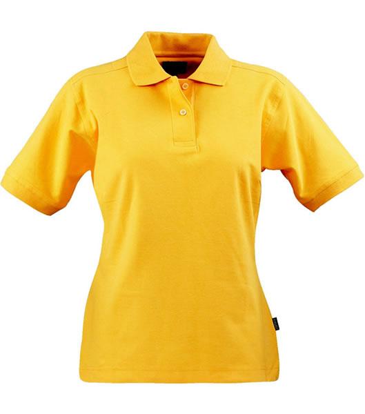 Koszulki Polo Ladies H 2125011 SEMORA - semora_yellow_216_H - Kolor: Yellow
