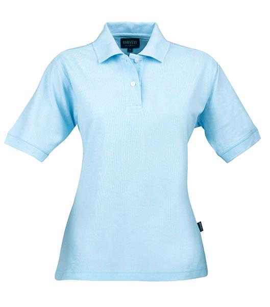Koszulki Polo Ladies H 2125011 SEMORA - semora_light_blue_510_H - Kolor: Light blue