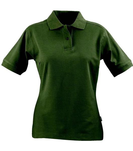 Koszulki Polo Ladies H 2125011 SEMORA - semora_khaki_green_706_H - Kolor: Khaki green