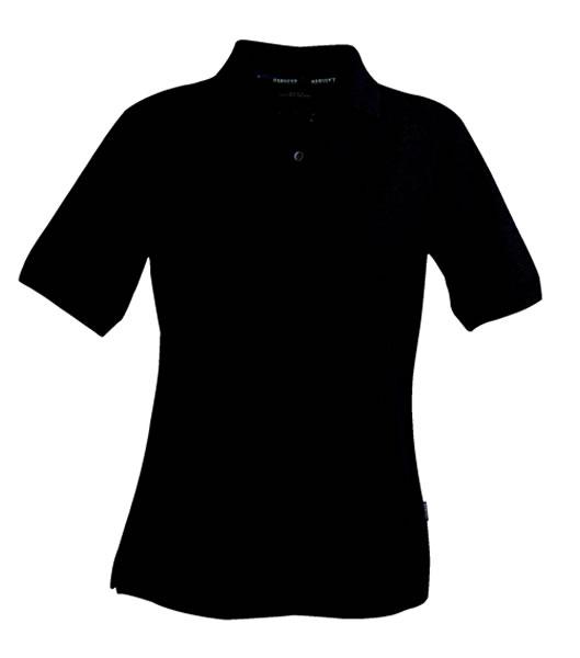 Koszulki Polo Ladies H 2125011 SEMORA - semora_black_900_H - Kolor: Black