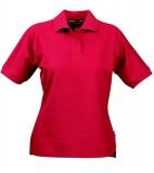 Koszulki Polo Ladies H 2125011 SEMORA - semora_red_400_H Red