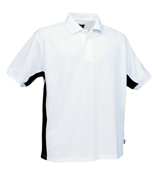 Koszulki Polo H 2145001 BIRKDALE - birkdale_white_100_H - Kolor: White