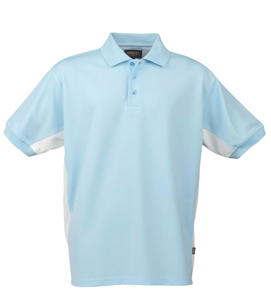 Koszulki Polo H 2145001 BIRKDALE - birkdale_light_blue_510_H - Kolor: Light blue