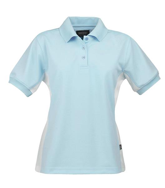 Koszulki Polo Ladies H 2155001ST ANNES - stannes_light_blue_510_H - Kolor: Light blue