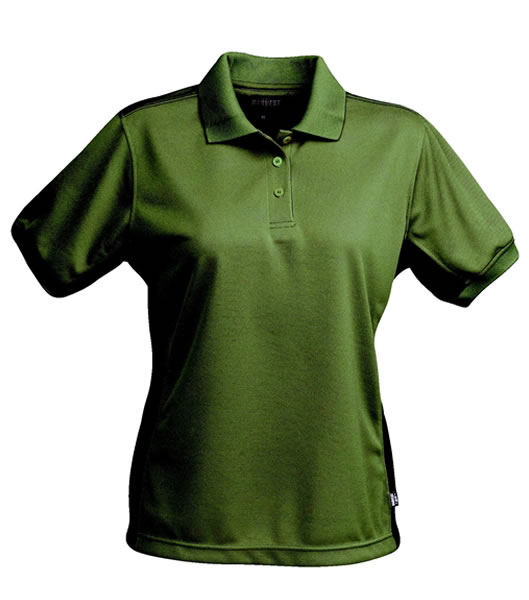Koszulki Polo Ladies H 2155001ST ANNES - stannes_khaki_green_706_H - Kolor: Khaki green