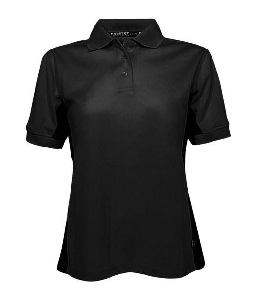 Koszulki Polo Ladies H 2155001ST ANNES - stannes_blach_900_H - Kolor: Black