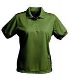 Koszulki Polo Ladies H 2155001ST ANNES - stannes_khaki_green_706_H Khaki green