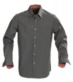 Koszula H 2113027 BRIGHTON - brighton_black_check_920_H Black check