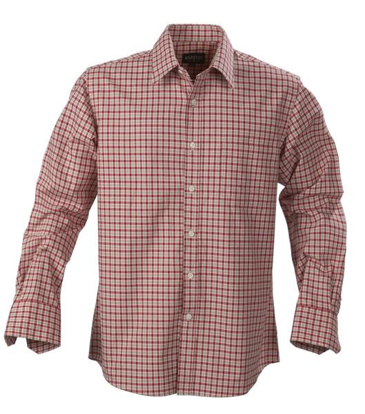 Koszula H 2113026 AUSTIN - austin_red_check_404_H - Kolor: Red check
