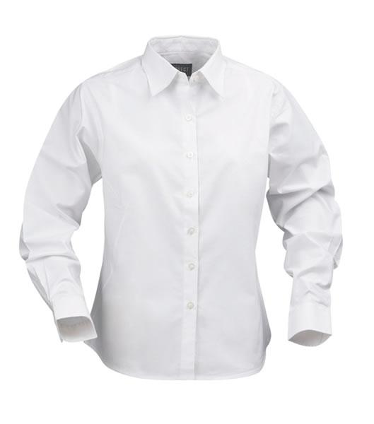 Koszula Ladies H 2123014 MARINA - marina_white_100_H - Kolor: White