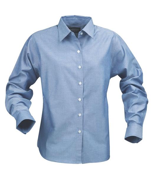 Koszula Ladies H 2123014 MARINA - marina_blue_506_H - Kolor: Blue