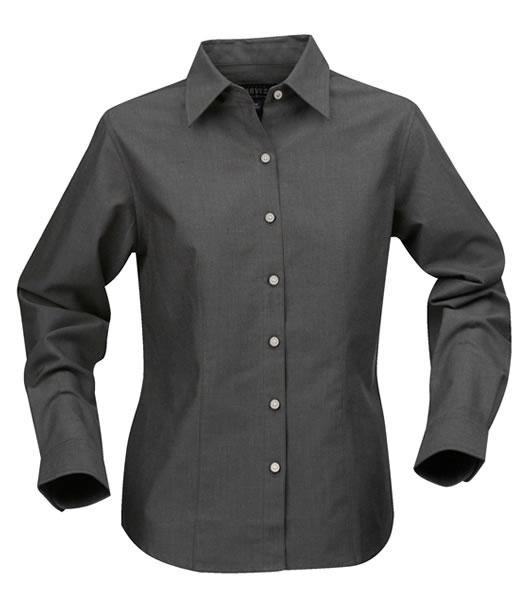 Koszula Ladies H 2123014 MARINA - marina_grey_914_H - Kolor: Grey