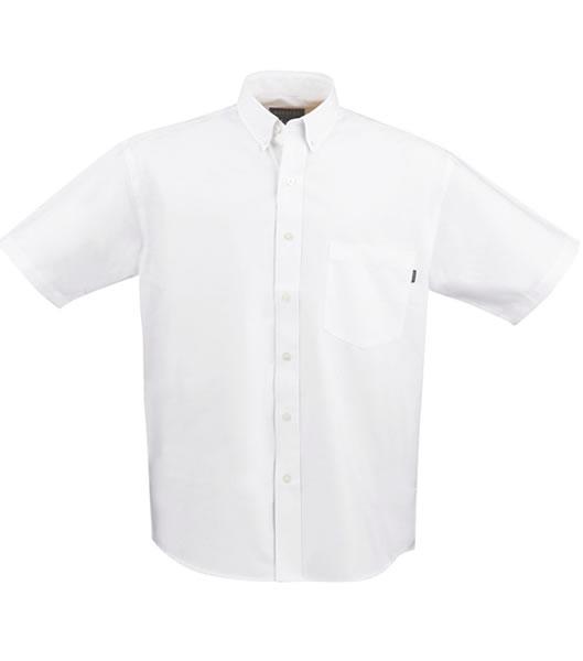 Koszula H 2113015 BRISBANE - brisbane_white_100_H - Kolor: White