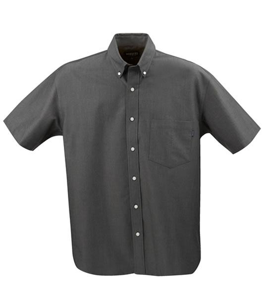 Koszula H 2113015 BRISBANE - brisbane_grey_914_H - Kolor: Grey