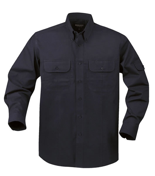 Koszula H 2133010 TREMONT - tremont_navy_600_H - Kolor: Navy