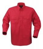 Koszula H 2133010 TREMONT - tremont_red_400_H Red