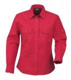 Koszula Ladies H 2123010 MARION - marion_red_400_H Red