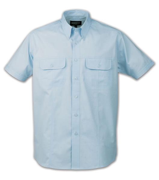 Koszula H 2133011 HILLSBORO - hillsboro_light_blue_510_H - Kolor: Light blue