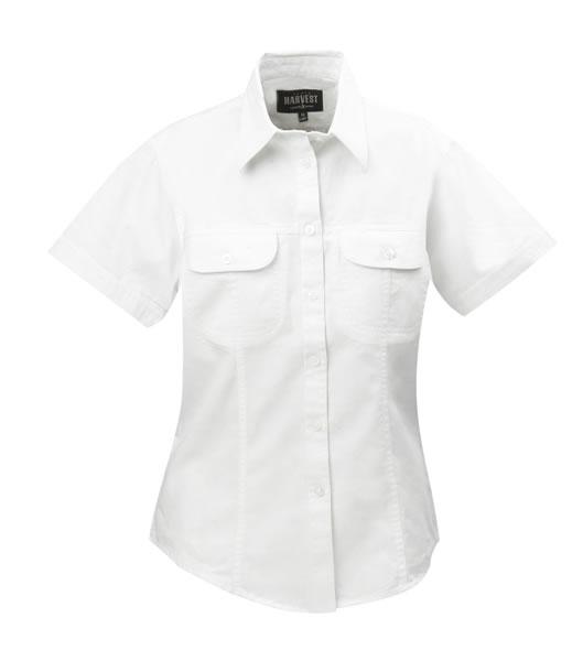 Koszula Ladies H 2123013 AVALON  - avalon_white_100_H - Kolor: White