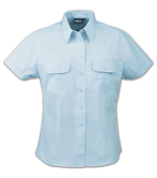 Koszula Ladies H 2123013 AVALON  - avalon_light_blue_510_H - Kolor: Light blue
