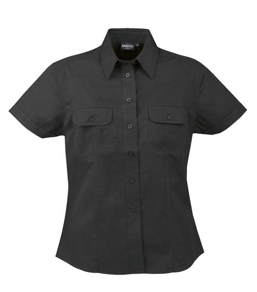 Koszula Ladies H 2123013 AVALON  - avalon_black_900_H - Kolor: Black