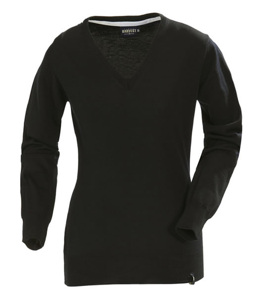 Sweter Ladies H 2122031 FLORENCE - florence_black_900_H - Kolor: Black