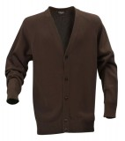 Sweter H 2112026 BOSTON - boston_brown_801_H Brown