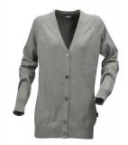Sweter Ladies H 2122027 BURLINGTON - burlington_grey_melange_131_H Grey melange