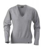 Sweter Ladies H 2122029 LORAINE - loraine_grey_melange_131_H Grey melange