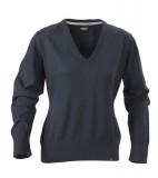 Sweter Ladies H 2122029 LORAINE - loraine_navy_melange_612_H Navy melange