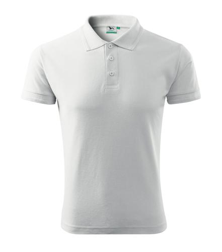Koszulki Polo A 203 PIQUE POLO 200 - 203_00_A - Kolor: Biały
