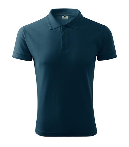Koszulki Polo A 203 PIQUE POLO 200 - 203_02_A - Kolor: Granatowy