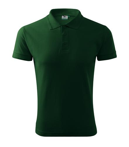 Koszulki Polo A 203 PIQUE POLO 200 - 203_06_A - Kolor: Zieleń butelkowa